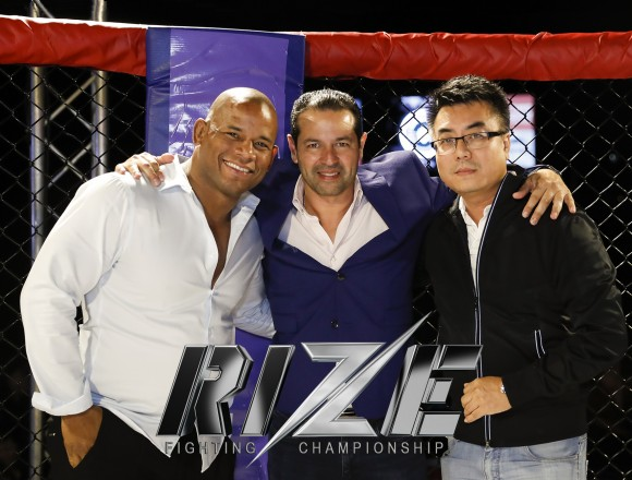 Rize Fighting Championship Begins