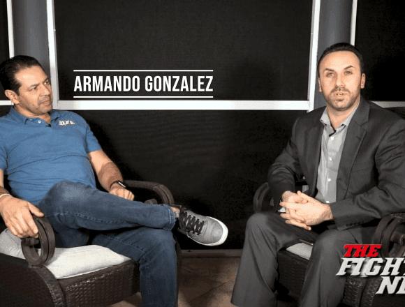 RIZE FC CEO Armando Gonzalez interviewed