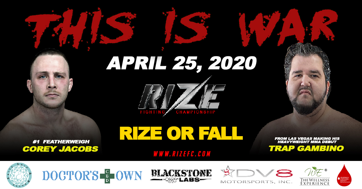 RIZE or FALL